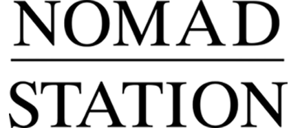 NOMAD STATION LOGO